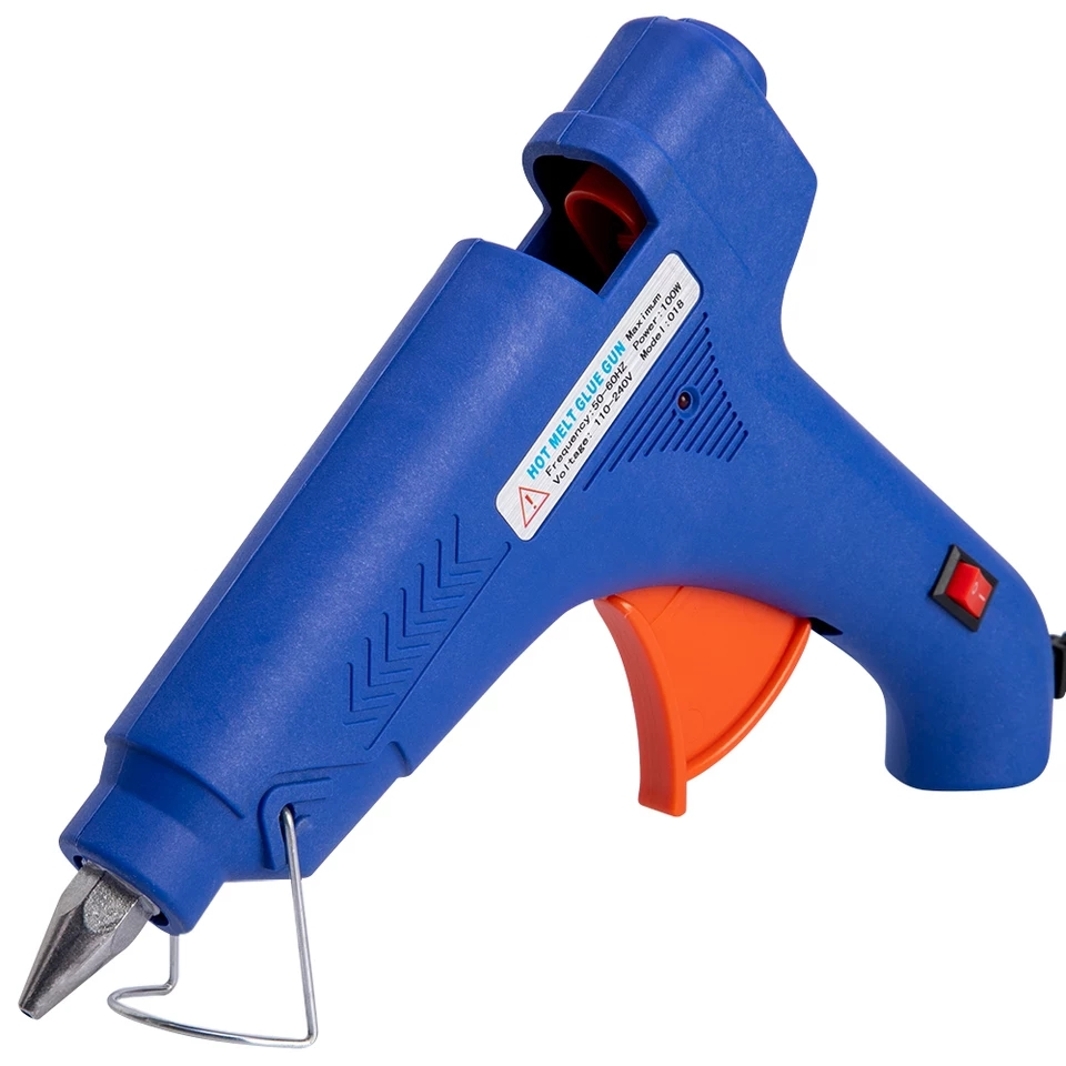 20W/60W/80W/100W Hot Glue Gun 7mm 11mm ToolKit Tools for Home Professional Deco Handgun With Bullets Melt Adhesive Workpro