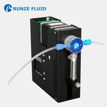 Lab Accurate Microfluidic Syringe Pump Price Stepper Motor Driven Non-contamination Dispensing Pharmaceutical Chemical Analysis стоимость