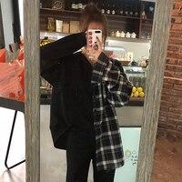 Günstige großhandel 2019 neue herbst winter Heißer verkauf frauen mode casual damen arbeit Shirts FP140
