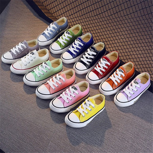 Tênis infantil, sapatos infantis para meninos e meninas; tênis com sola antiderrapante macia; sapatos esportivos para recém-nascidos; sapatos para os primeiros passos; lona casual sapato de berço