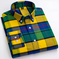 Long Sleeve Oxford Shirts 1