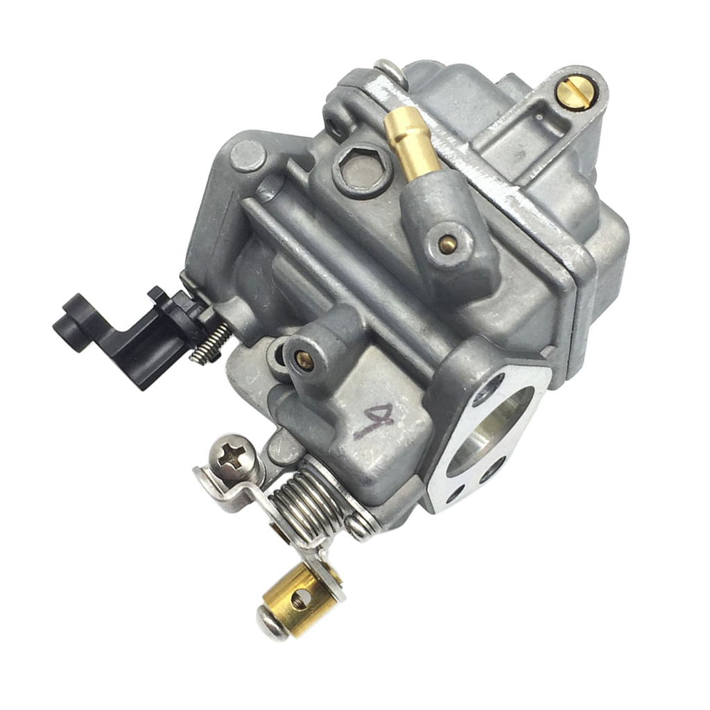 Boat Motor Accessories Part Carbs Carburetor Replaces for Yamaha 6HP 4 Stroke Outboard Engine