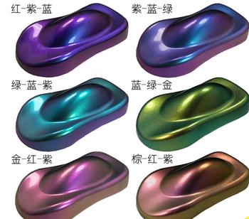 10g żywica epoksydowa barwnik perłowy kolor pigmentu zmiana Pigment perłowy proszek perłowy remont samochodu kameleon Pigment proszek perłowy tanie i dobre opinie 1562