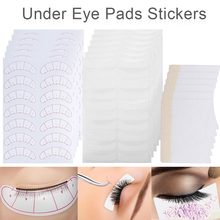 Grafting Eyelashes Stickers Patches Under-Eye-Pads Makeup Wraps Paper 40/70/100pcs