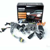 55w Fast Start 12v h4 Hi/low H4 bi xenon HID H1H3H7H119005/9006 Car Headlight Xenon lamp kit
