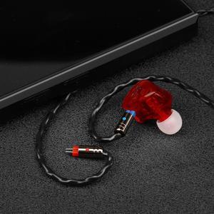 Image 5 - QYFANG conector de cable para auriculares Aurora conector de Audio de 2 pines, Conector de cobre de berilio chapado en rodio para W4R UM3X JH13 JH16, 0,78mm
