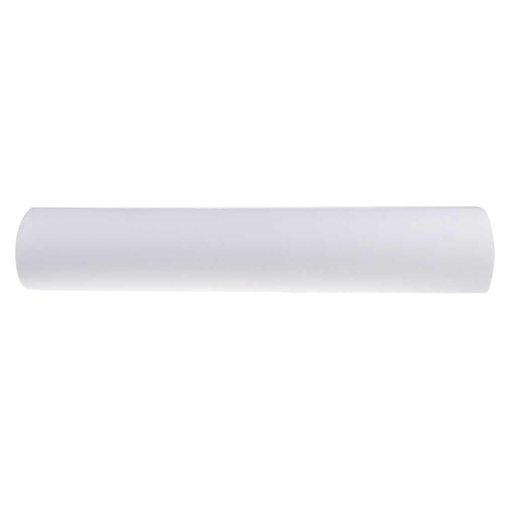 5x50 adet olmayan dokuma kafalık kağıt rulosu Spa Salon yatak örtüsü dövme kaynağı masaj yatağı levha tek kullanımlık yatak çarşafı 50x70cm