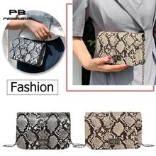 Snake Print Shoulder Bag purse phone luxury handbags women