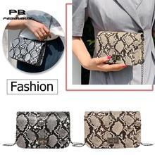 Snake Print Shoulder Bag purse phone luxury handbags women bags