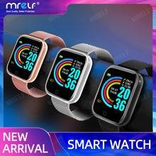 Relógio inteligente homem mulher 2020 android fitness bluetooth pulseira whatch esporte wach smartwatch relógios crianças relógio inteligente das mulheres dos homens