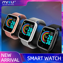 Смарт-часы для мужчин и женщин Android фитнес Bluetooth Smartwatch 2021 браслет Whatch Спорт Wach часы Дети Смарт-часы для мужчин и женщин