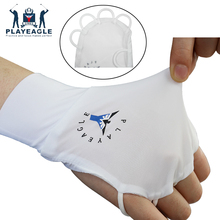 Cover Fingerless-Gloves Summer PLAYEAGLE Driving Sunblock Uv-Protection Silk Ice