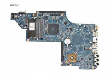 High quality Laptop Motherboard 650849-001 for HP Pavilion DV6 DV6-6000 Notebook PC System Board 100% Tested