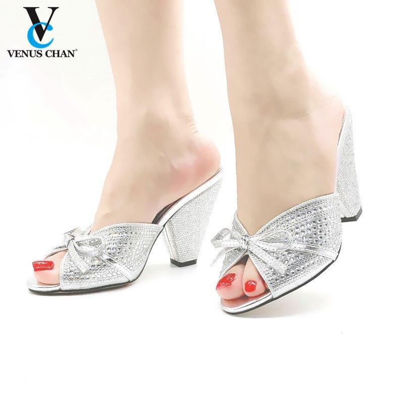 Women Shoes Mid Heels Lady Wedding Shoe Comfortable Light Without Bag Pumps Super High Heels Italian Woman Pumps