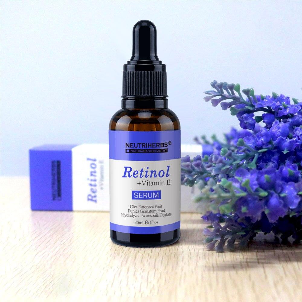 Купить с кэшбэком Collagen Pure Vitamin C Serum Face Hyaluronic Acid Skin Whitening Serum Moisturizer Anti Wrinkle Anti Aging Serum Kit 3 in 1 Set