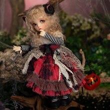 CP/fairy land-poupées Cygne SD BJD, modèle de corps 1/6 pour filles et garçons, jouets, magasin, maison de poupée, en résine de silicone