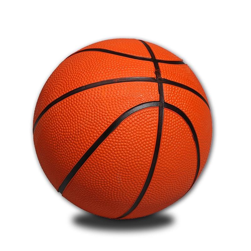 Children's Basketball No. 1 Rubber Basketball Kindergarten Small Basketball Game Ball Mini Basketball