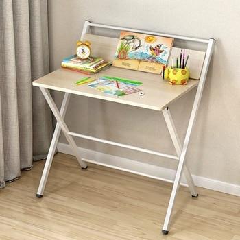 Computerized Desktop, Simple Foldable Desk, Writing Desk, Bedroom, Student Desk, Simple Modern Household Small Table