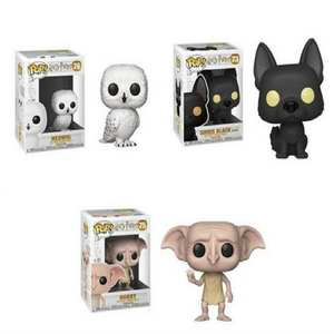 Figures-Collection Hedwig Dobby Hermione POP Sirius Black Harri Potter Snape Model-Toy