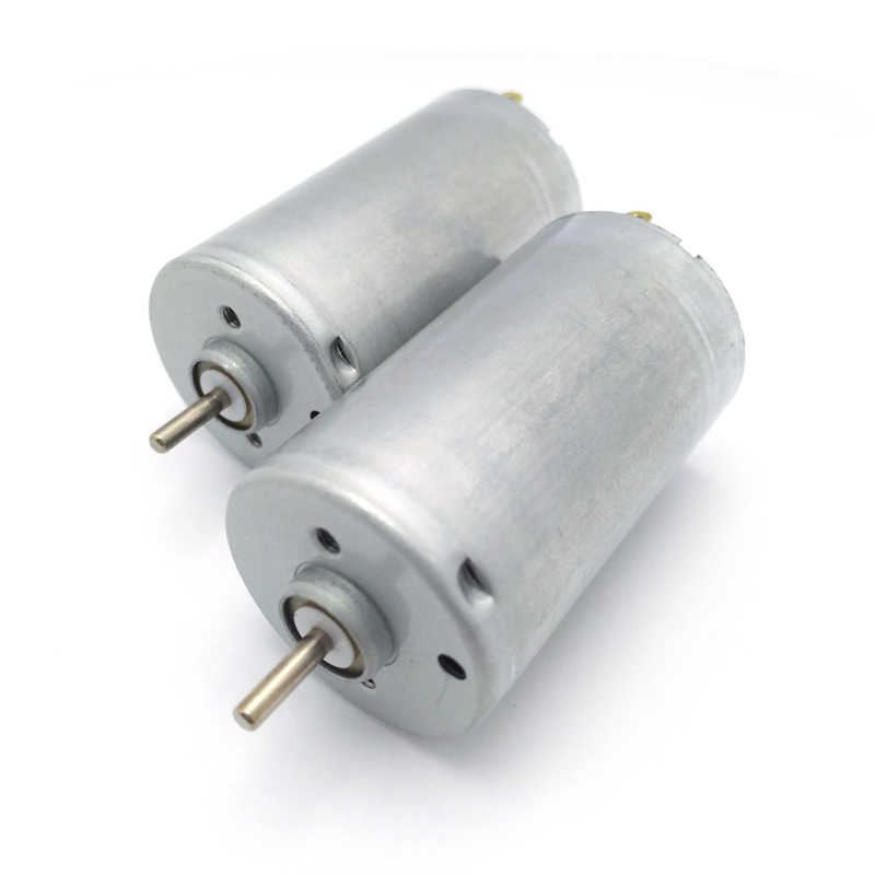12 V 24 Volt Mini <font><b>Motor</b></font> High Speed 4200/9426/18900rpm Electric DC 6V 12V 24V <font><b>Motors</b></font> <font><b>390</b></font> Moter Strong Magnetic DIY Toy drill Fan image