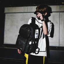 New Fashion Large capacity Bookbag Waterproof Backpack Multi Pocket Travel Backpacks Female School Bags Unisex Casual backpacks
