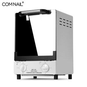 12л высокотемпературный стерилизатор для маникюра, педикюра, стерилизации маникюра, маникюрных инструментов, стерилизатор сухого тепла