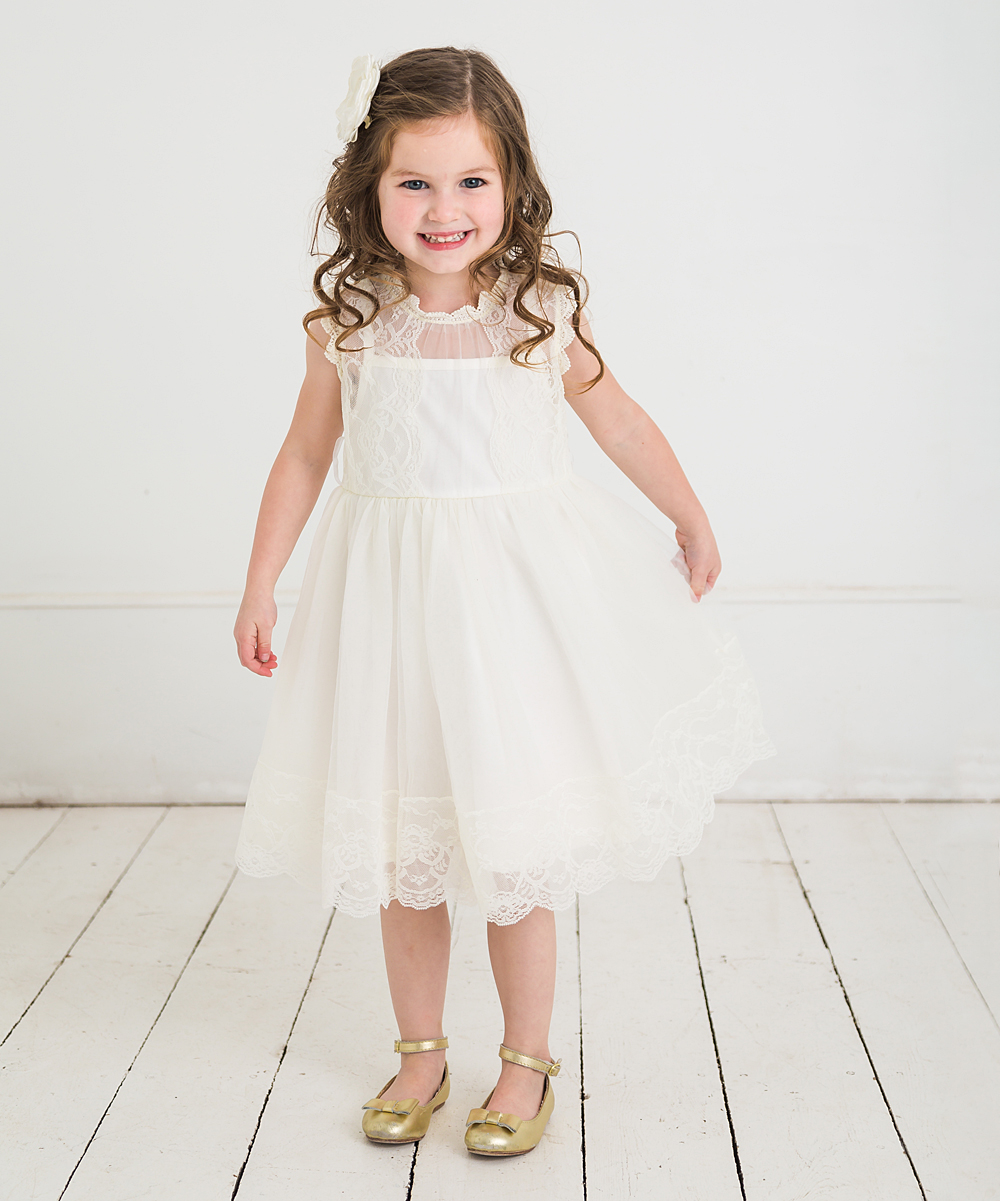 Baby Girl Floral Lace Princess Tutu Dress Wedding Christening Gown Dress Girls Clothes For Kids Party Wear Meninas Vestidos 2 6Y 2
