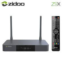 Zidoo Z9X Smart Tv Box Android 9.0 1000M 4K Hdr Realtek RTD1619DR 2Gb DDR4 16Gb Rom set Top Box Ondersteuning Dolby Vision Bd Mv Iso