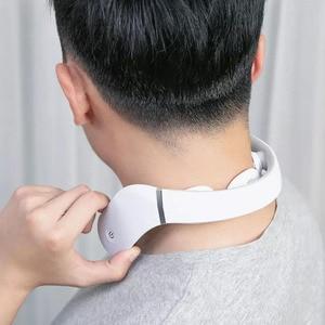 Image 3 - Youpin Jeeback צוואר הרחם לעיסוי G2 עשרות דופק חזרה צוואר לעיסוי רחוק אינפרא אדום חימום בריאות להירגע לעבוד עם Mihome App