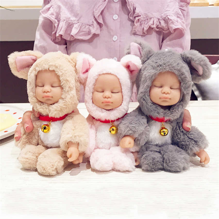 Bebek telefon kılıfı için Samsung S20 Ultra S10 5G S9 S8 artı S7 S6 kenar için sevimli kapak durumda galaxy Note 10 + 9 8 amerikan kız bebekler