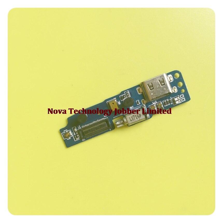 Wyieno Ladegerät Port Für Vernee Apollo lite USB Dock Lade Port Daten Transfer Stecker Mikrofon MIC Flex Kabel Bord + track