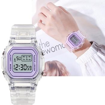 Sport Clock Relogio Feminino