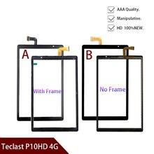 Für 10.1 ''zoll Teclast P10HD 4G / Teclast P10S LTE tablet Externe Touch Screen Panel Outter Digitizer Glas sensor Ersatz