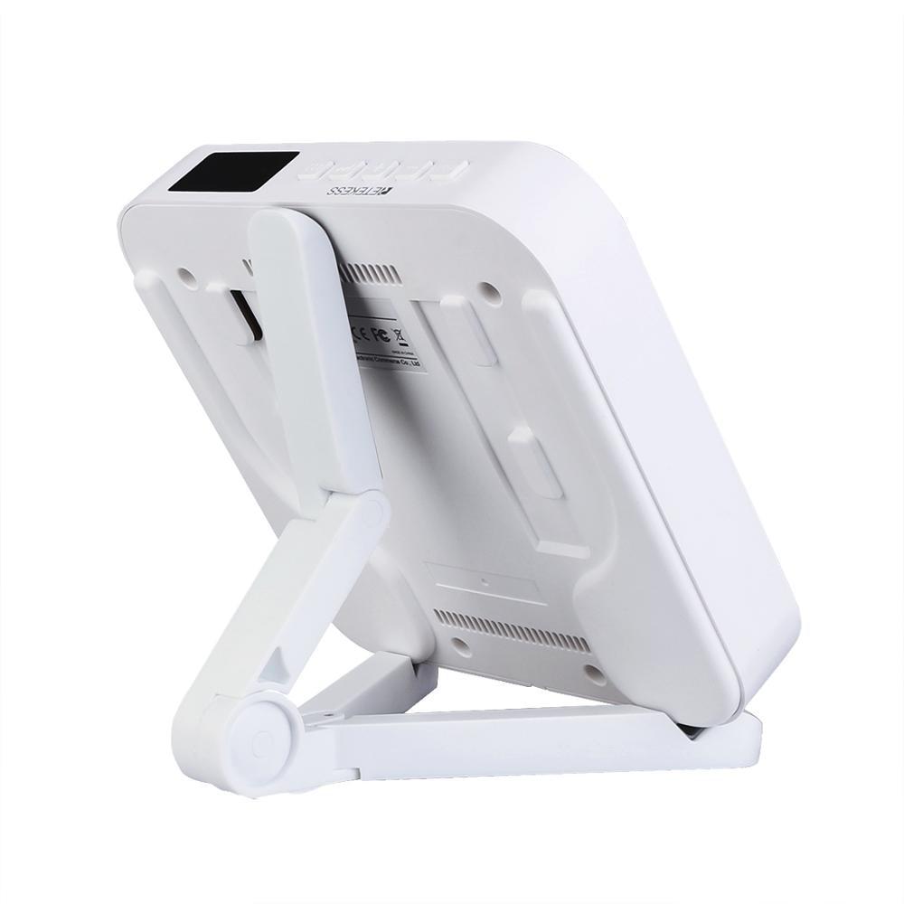 Retekess TR609 настенный CD плеер с fm радио Bluetooth динамик MP3 плеер дистанционное управление AUX аудио вход - 5