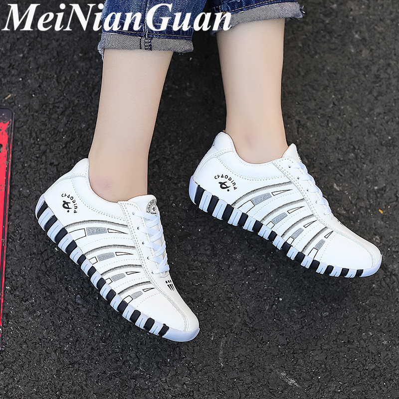 Hot Sale Athletic Shoes White Sporty