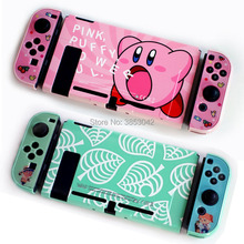 Plastic Protective Shell Hard Case Cover For Nintend Switch NS NX Game Console Protector Direct Docking
