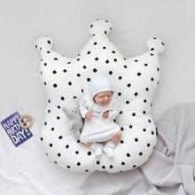 Cama de leche antisaliva para recién nacido, almohada de lactancia para bebé, antireflujo cojín, cama biónica mágica de alimentación