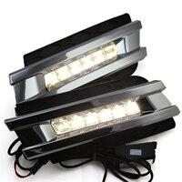 Daytime Running Light for BENZ GL450 X164 LED DRL GL350 GL450 GL400 LED Fog Light Front Lamp