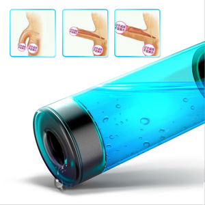 Image 2 - Перезаряжаемый водяной Электрический насос для пениса, вакуумная помощь, помощник для импотенции, эрекция, автоматическое увеличение пениса, насос для увеличения пениса