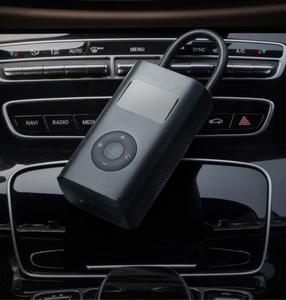 Image 4 - in stock Xiaomi Mijia Portable Smart Digital Tire Pressure Detection Electric Inflator Pump for Bike Motorcycle Car Football