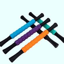 Ролик для мышц тела из АБС пластика дорожный массажный ролик