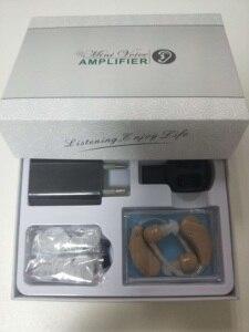 Image 5 - Apparecchio acustico ricaricabile per apparecchi acustici apparecchi acustici ad alta potenza strumento auricolare doppio dispositivo di sorditezza per auricolari S 109S