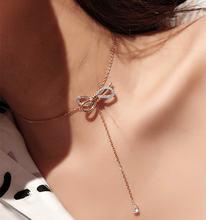 Корейская версия горячей моды новое ожерелье популярный темперамент