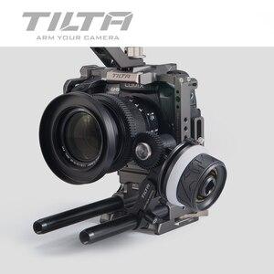 Image 4 - Tilta Tiltaing Mini Matte Box для зеркальной камеры DSLR, беззеркальной камеры s FF T06, Новый мини двигатель Follow Focus, Tilta Nucleus N Nano для камеры
