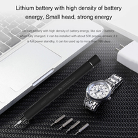 Professional Rechargeable Electric Cordless Screwdriver USB Charging Lithium Precision Screw Driver Power Tools