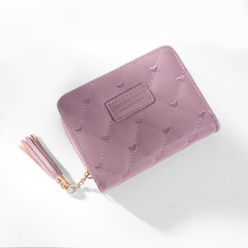 Women Short Wallets PU Leather Female Plaid Purses Nubuck Card Holder Wallet Fashion Woman Small Zipper Wallet With Coin Purse sendefn women wallets genuine leather lady purse small short wallet female vintage purses card holder ladies wallet pink purple