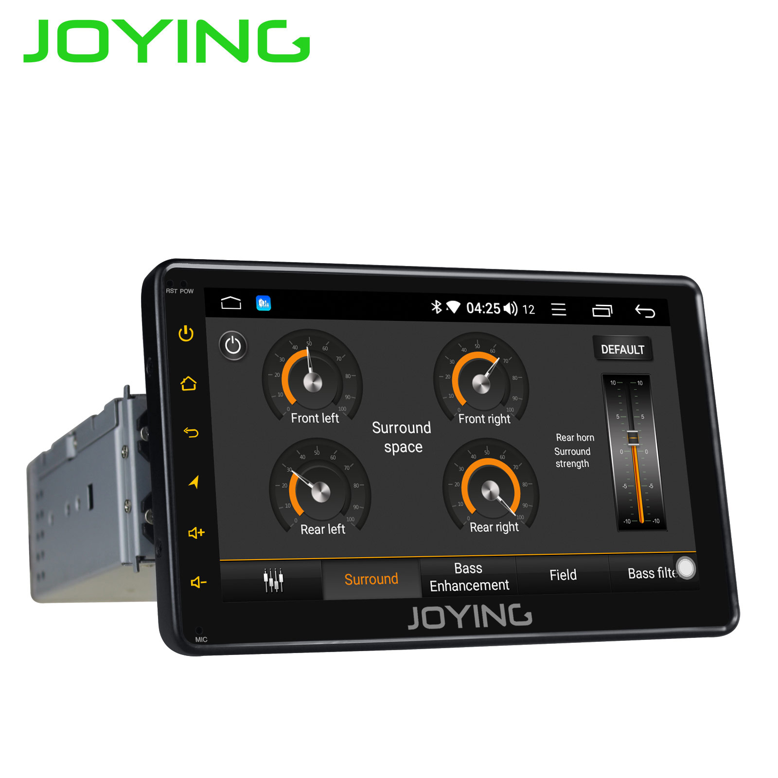 "Clearance JOYING 7"" Android 8.1 1 din Car Radio 2GB+32GB Octa Core GPS DSP universal head unit stereo autoradio SWC Fast Boot Mirror link 3"