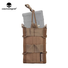 emersongear Magazine Pouch Tactical Molle Portable Rifle Modular Single Bomb For 556 M4 M16 AR15 SR52 P-MAGS M1A1 G3