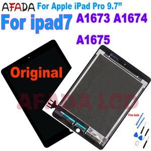ЖК-дисплей 9,7 дюйма для ipad 7 Φ, сменный экран A1673 A1674 A1675, запасные части