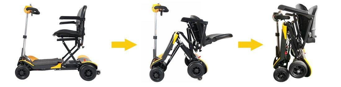 4wheel-folding-mobility-electric scooter